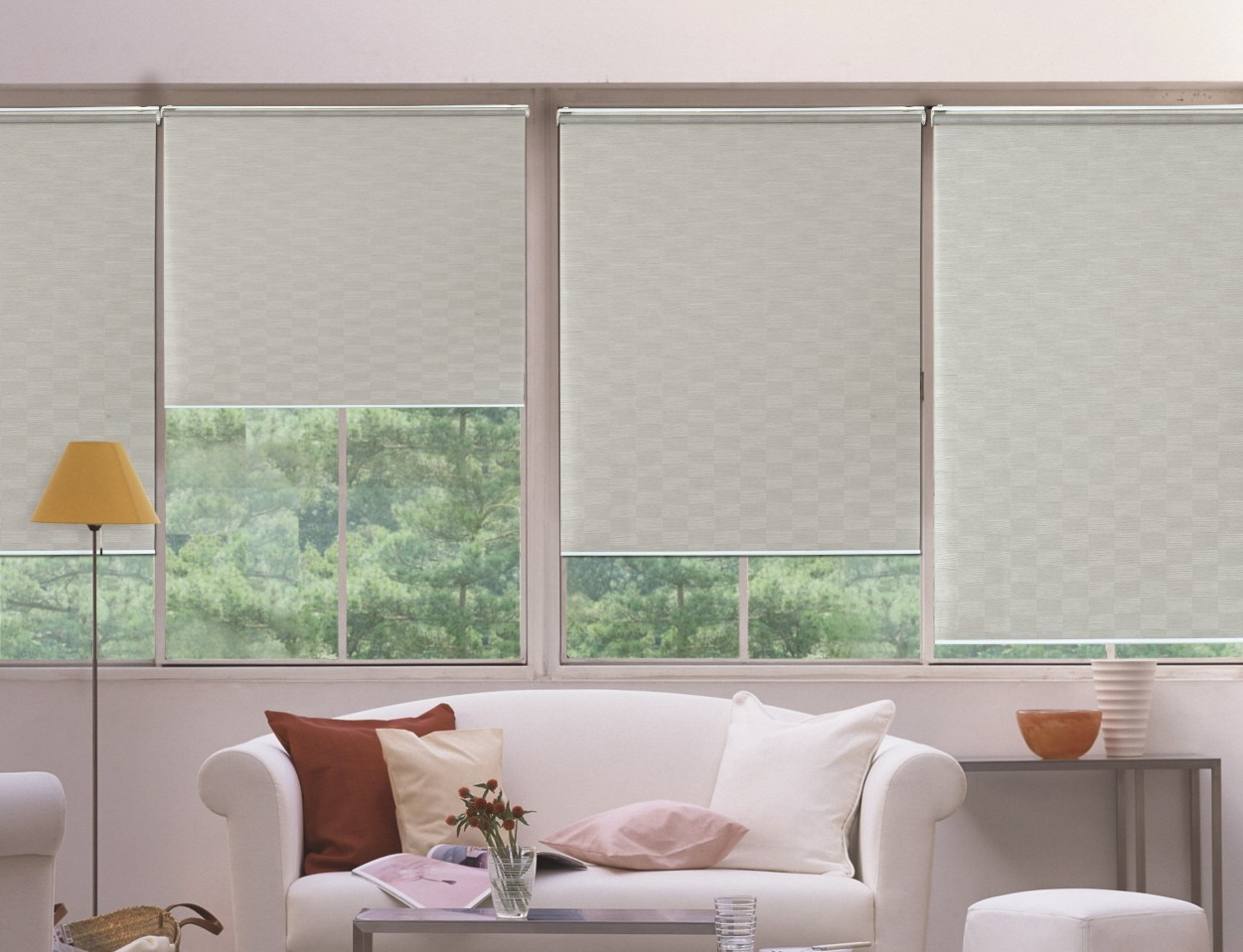 Cost Of Roller Blinds Roller Blinds Houseblinds Ca
