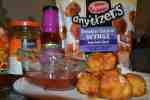 Tyson Any'tizers Have New Flavors! *Recipe