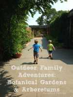 Outdoor Family Adventures Botanical Gardens #HousefulofNicholes