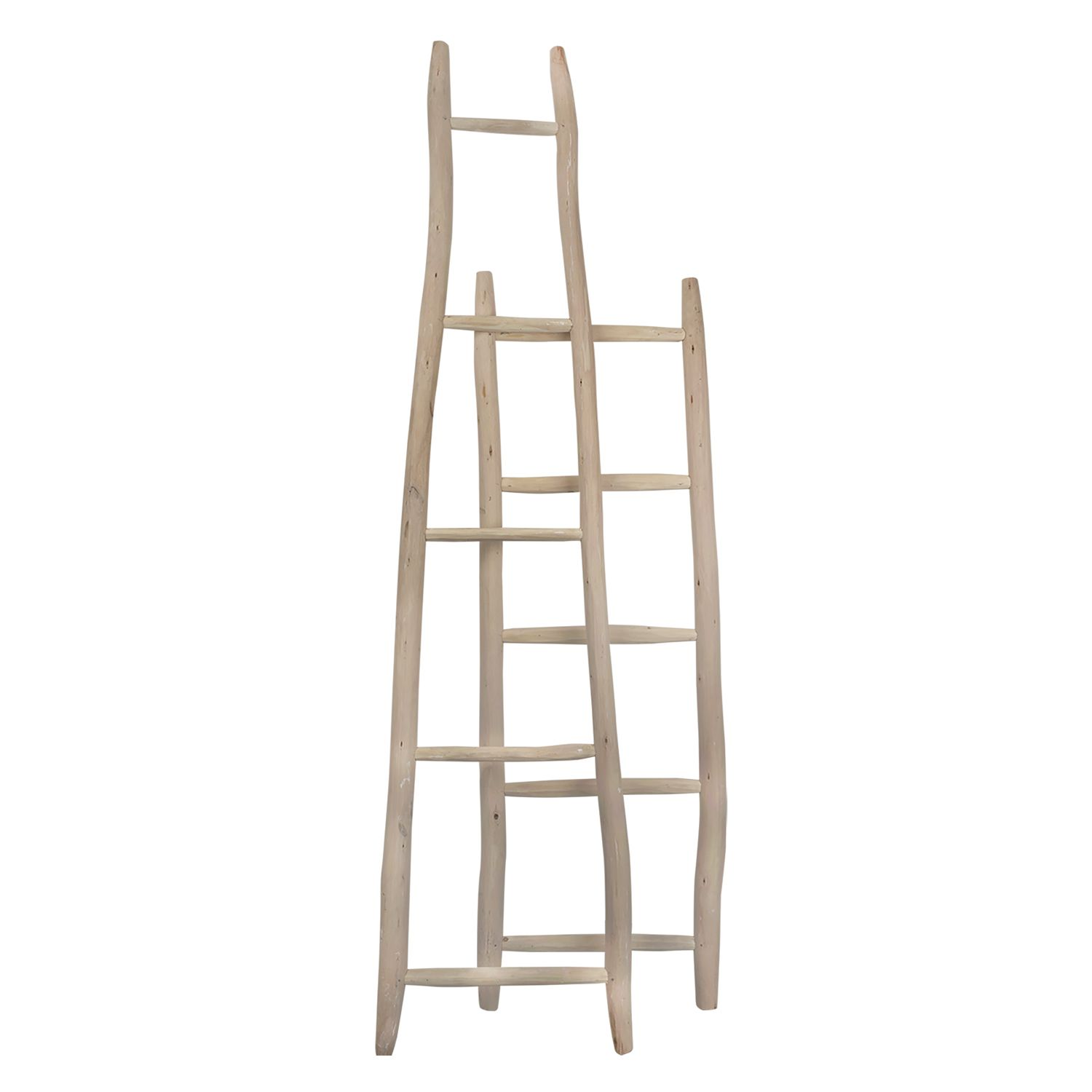 Handdoekenrek Ladder Ladder Luxe Natural S L Household Hardware