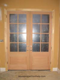 Double 8 Lite French Doors