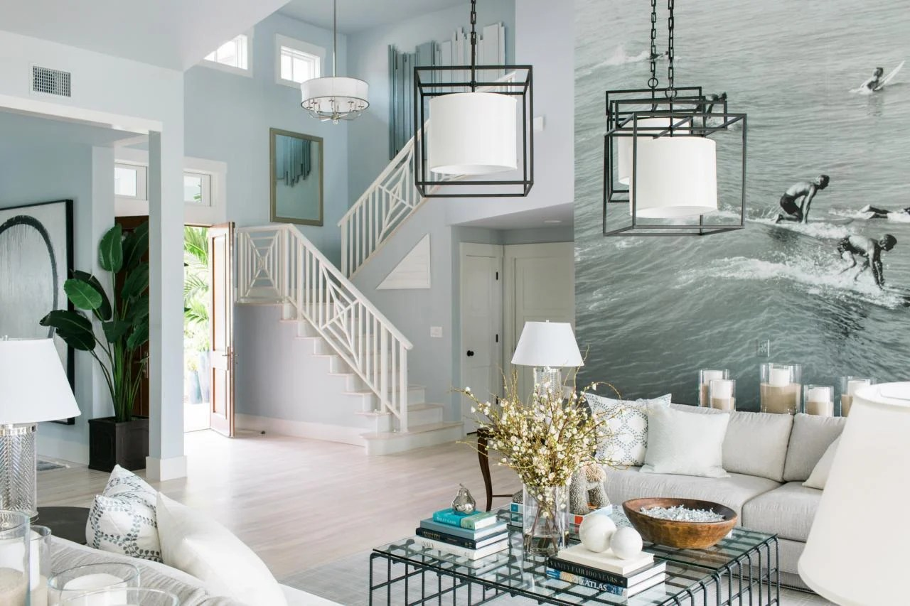 Glam Farmhouse Hgtv Lively Coastal Beach House Is Hgtv Dream Home 2016
