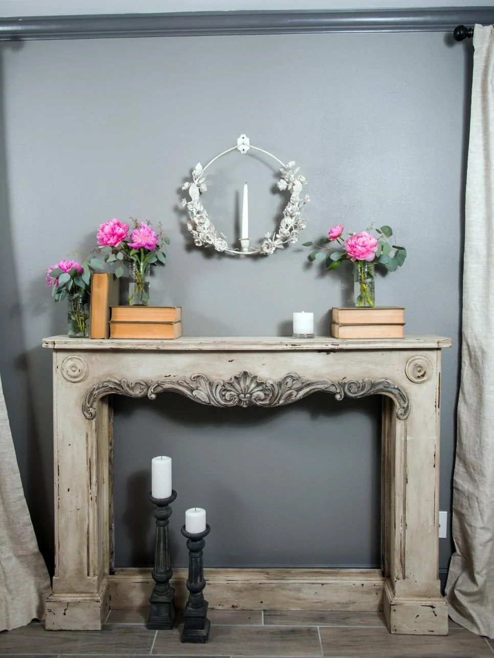 Fixer Upper Wohnzimmer Hgtv Fixer Upper Brick House Is Old World Charm For Newlyweds