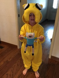 Jake the Dog costume | HouseLionDesigns