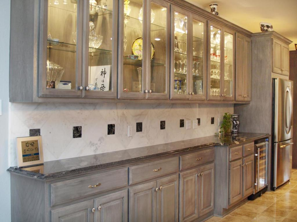 Beautiful Kitchen Cabinets Lowes Doors Replacement Include Base Cabinets and Wall Cabinets with Marble Countertop Convenient Cabinetry Solution