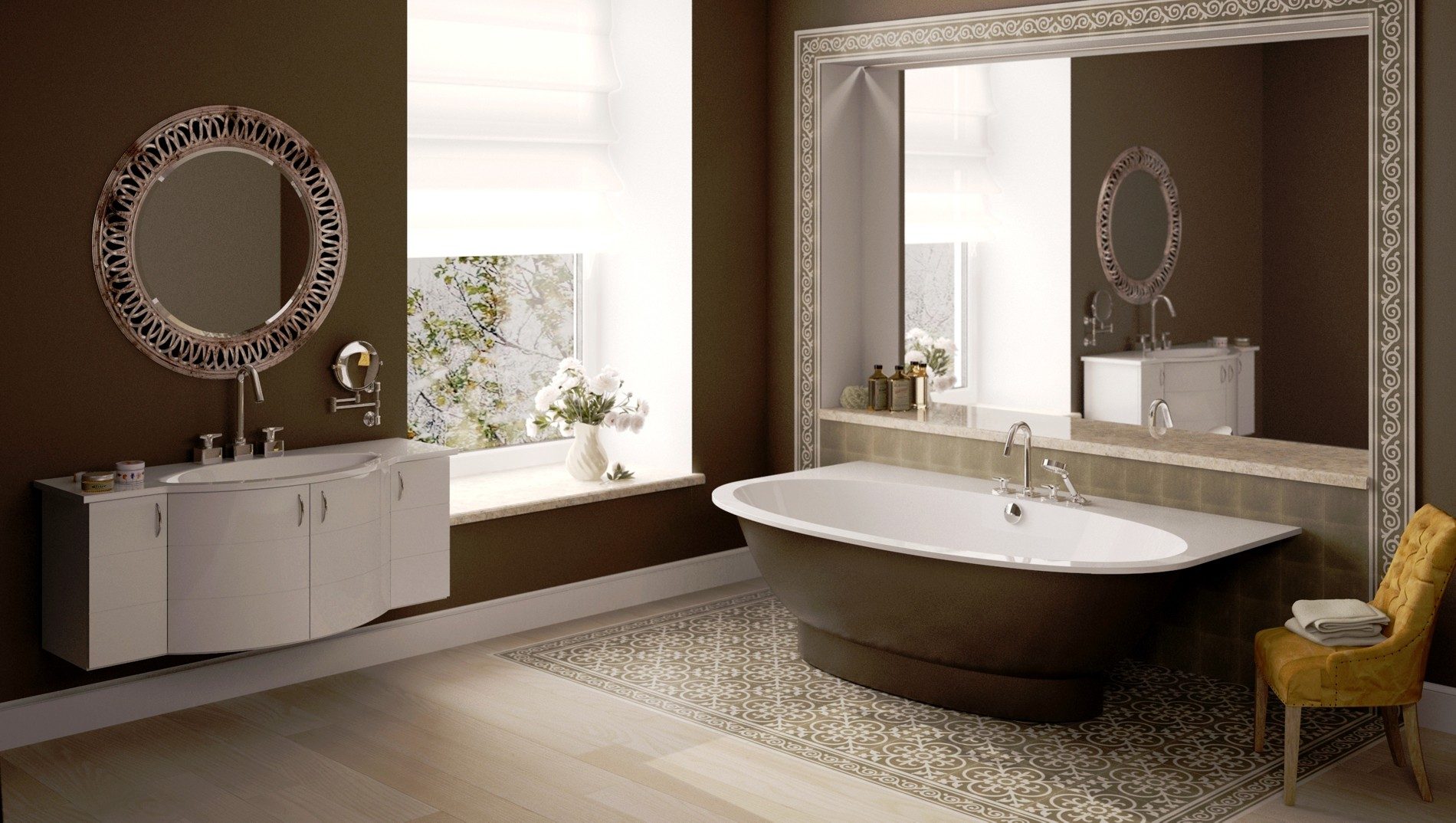 Cool Mirrors For Bathrooms 20 Bathroom Mirror Ideas To Reflect An Elegant Style