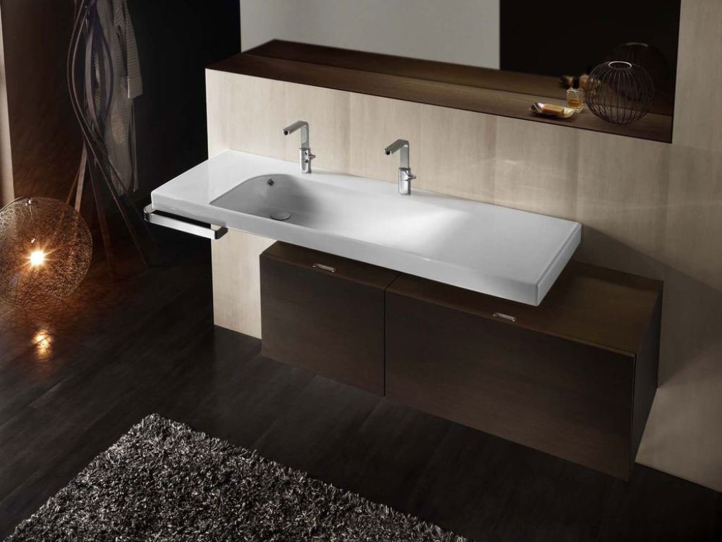 Designer Toilets And Sinks 20 Gorgeous Bathrooms With Floating Style Sinks