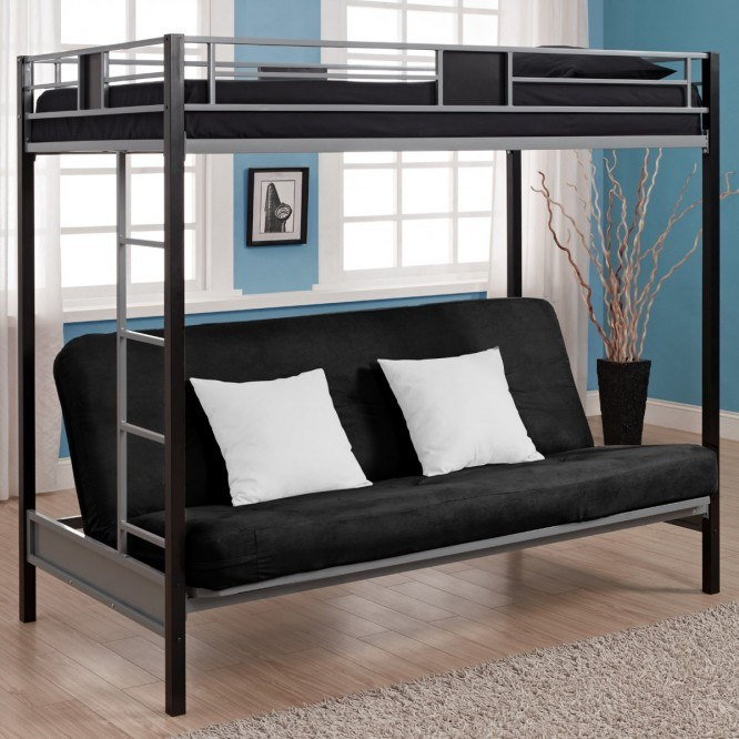 Hochbett Mit Couch 10 Trendy Bunk Bed Couch Designs
