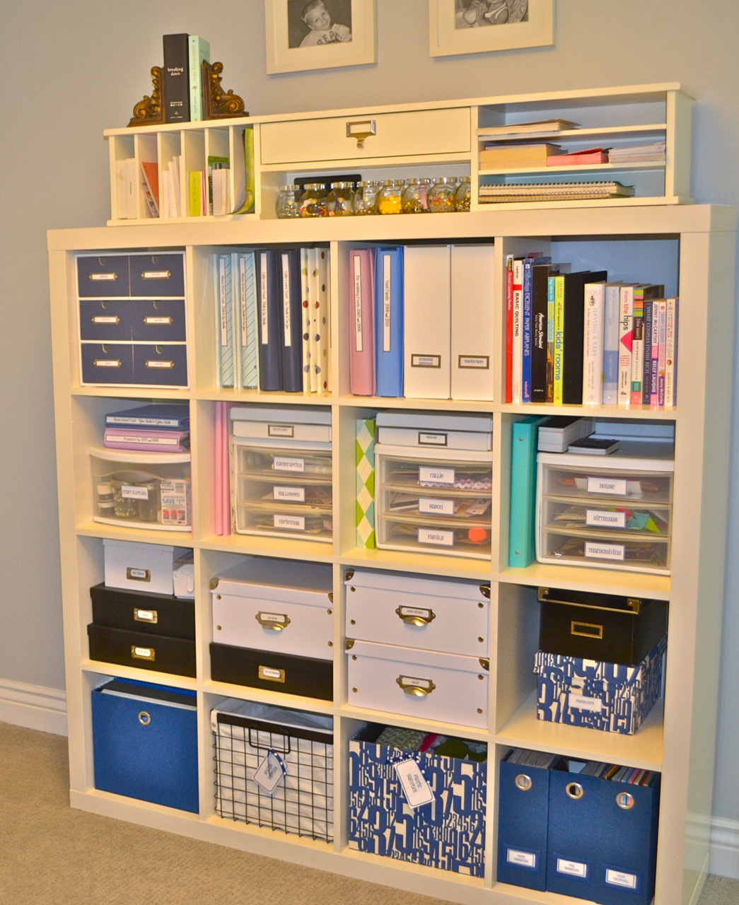 Ikea Expedit Chalk Paint Housematekate Your Guide To Remodel Design Craft And Organize