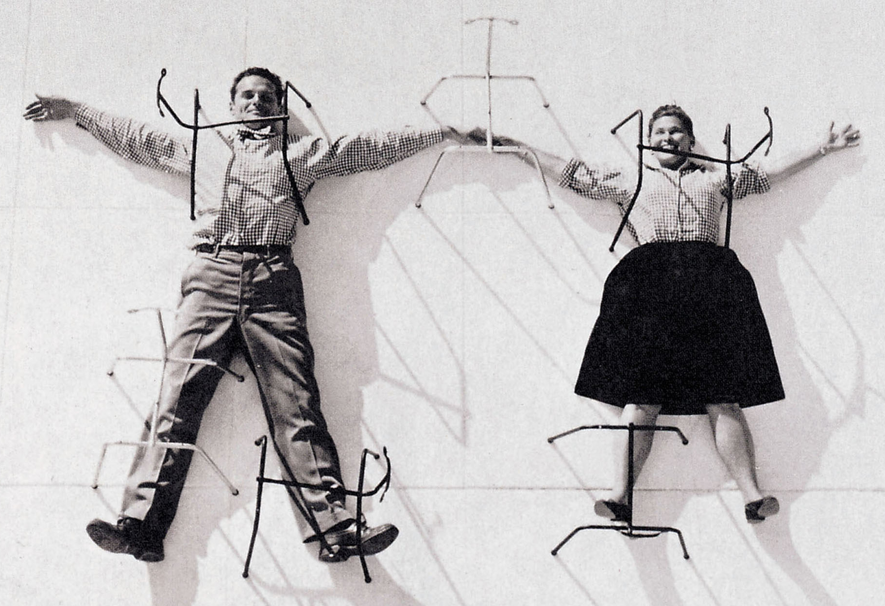 Ray And Charles Eames The World Of Charles And Ray Eames At The Barbican Penny
