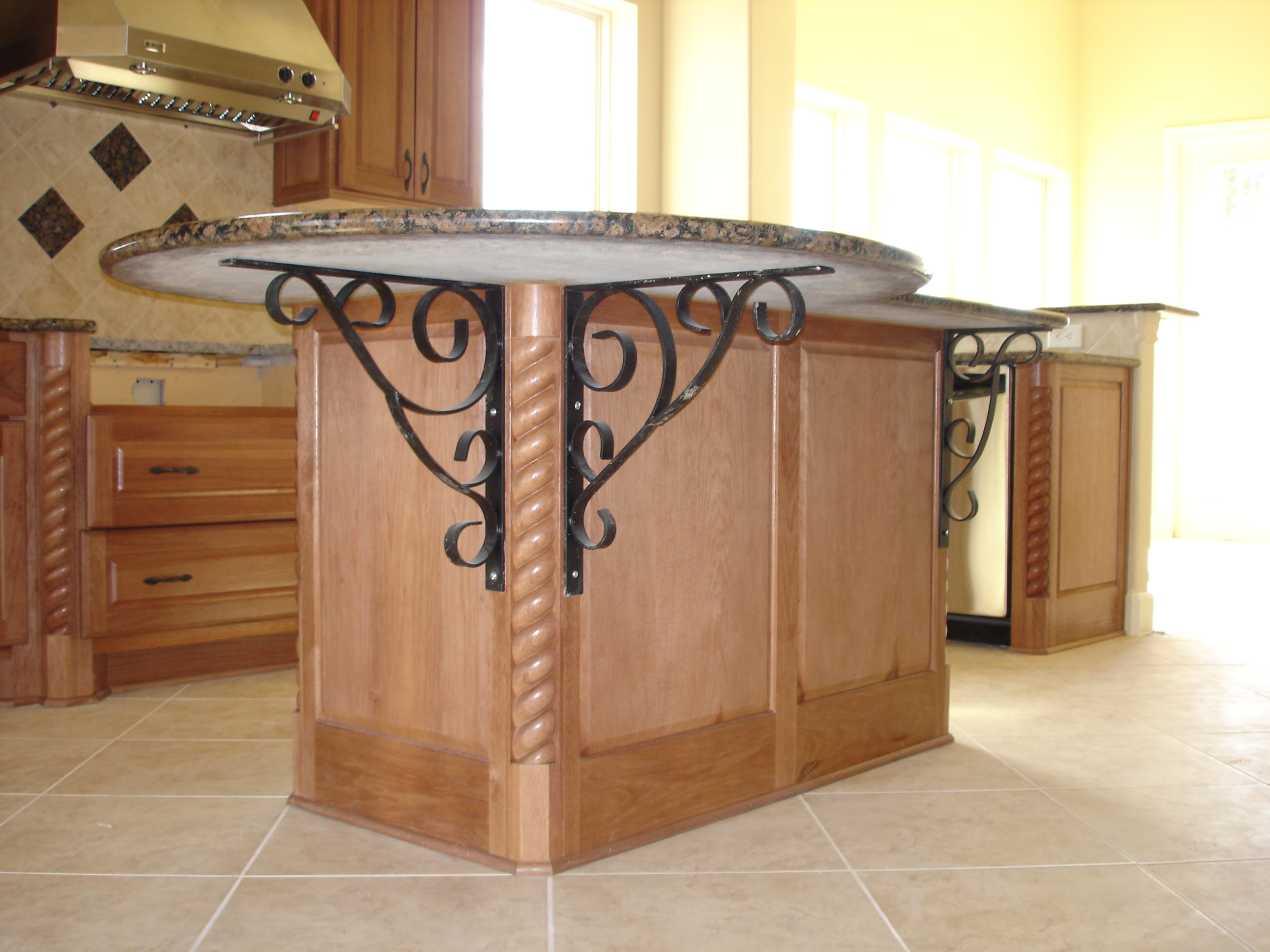custom 20iron wrought iron kitchen chairs JPG custom iron kitchen furniture