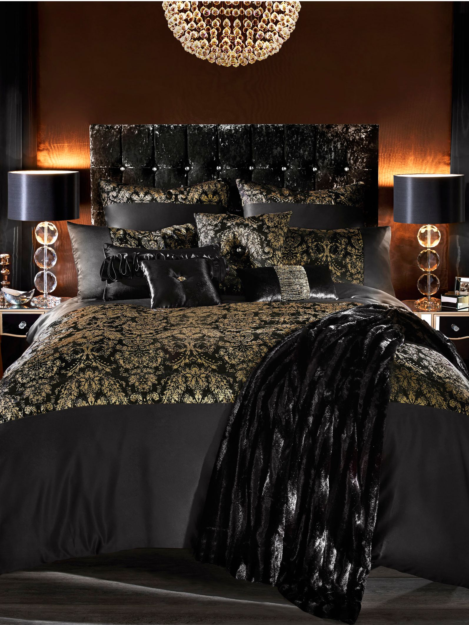 Kylie Minogue Bettwäsche Kylie Minogue Catarina Oyster King Duvet Cover
