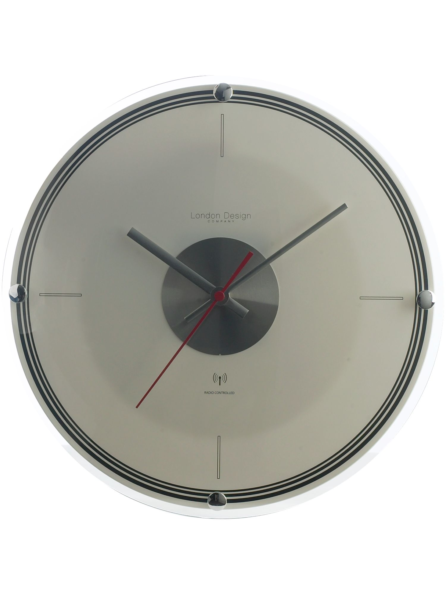 Wall Clocks Glass Glass Wall Clock