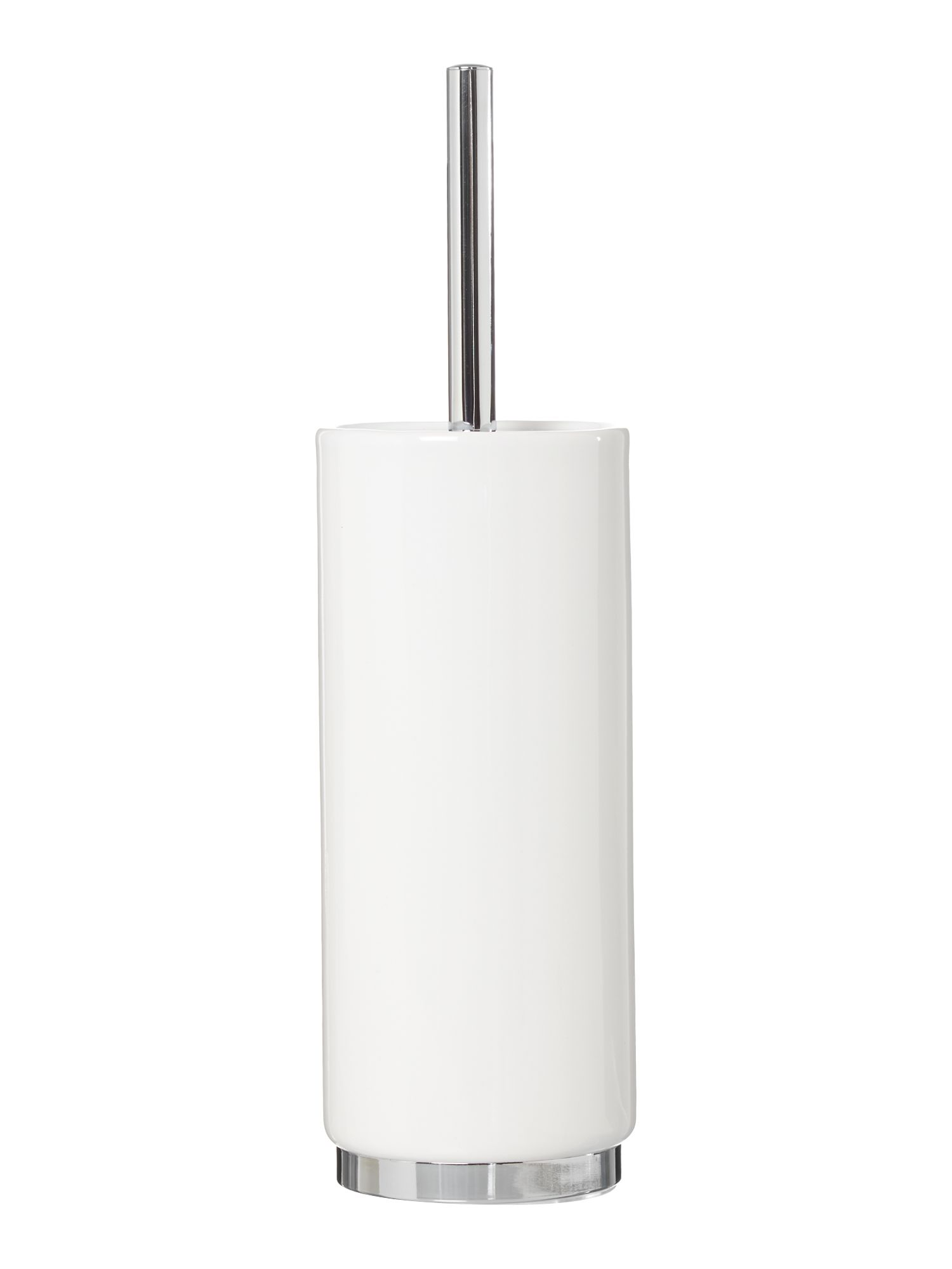 Ceramic Toilet Brush Holder Linea Ceramic Toilet Brush And Holder In White Review