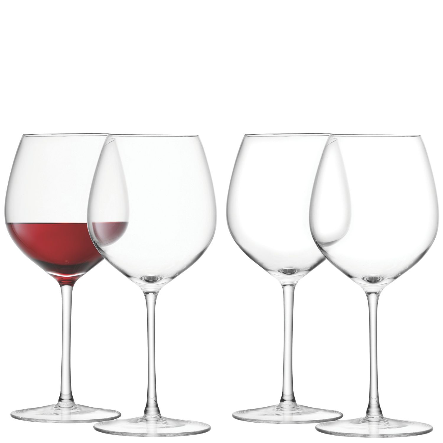 Cheap Wine Glasses Buy Cheap Lsa Glasses Compare Glassware Prices For Best
