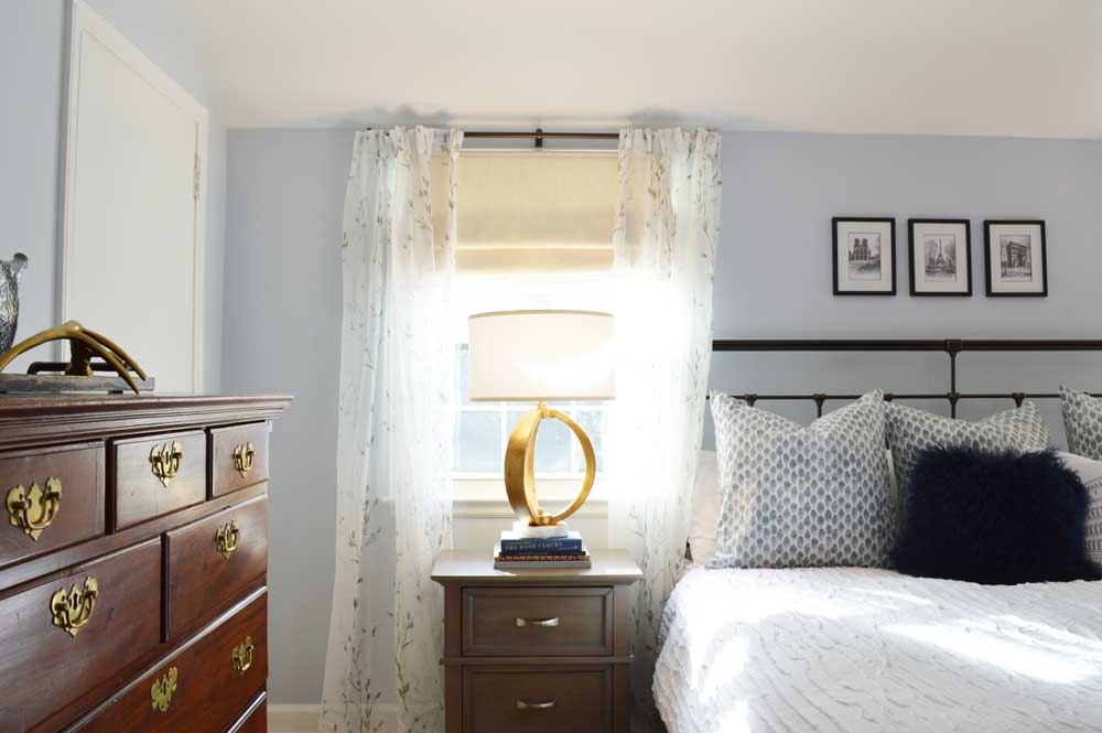 Online Interior Design Master Bedroom Reveal - House of Funk - design bedroom online
