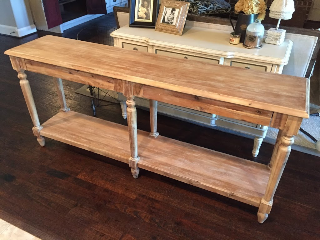 Farmhouse Console Table Farmhouse Console Table House Of Hargrove