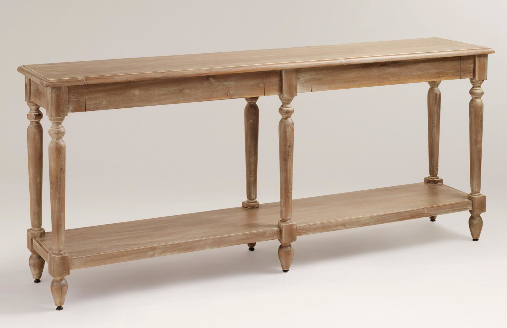 Farmhouse Console Table The Perfect Farmhouse Table House Of Hargrove