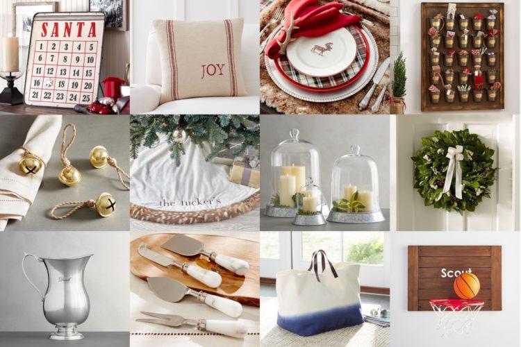 Holiday Decor Gift Ideas Pottery Barn Edition All My