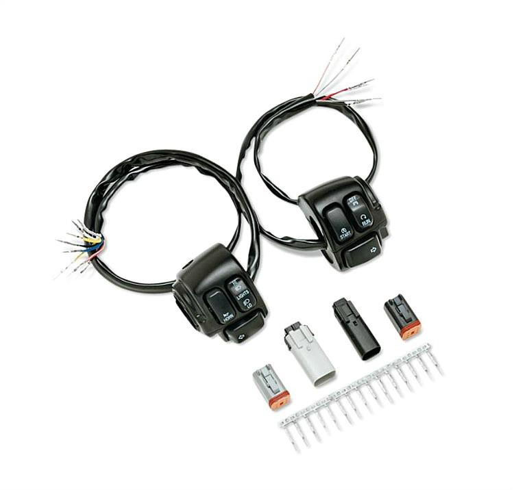 Harley-Davidson® Handlebar Switch Control Kit 70239-07