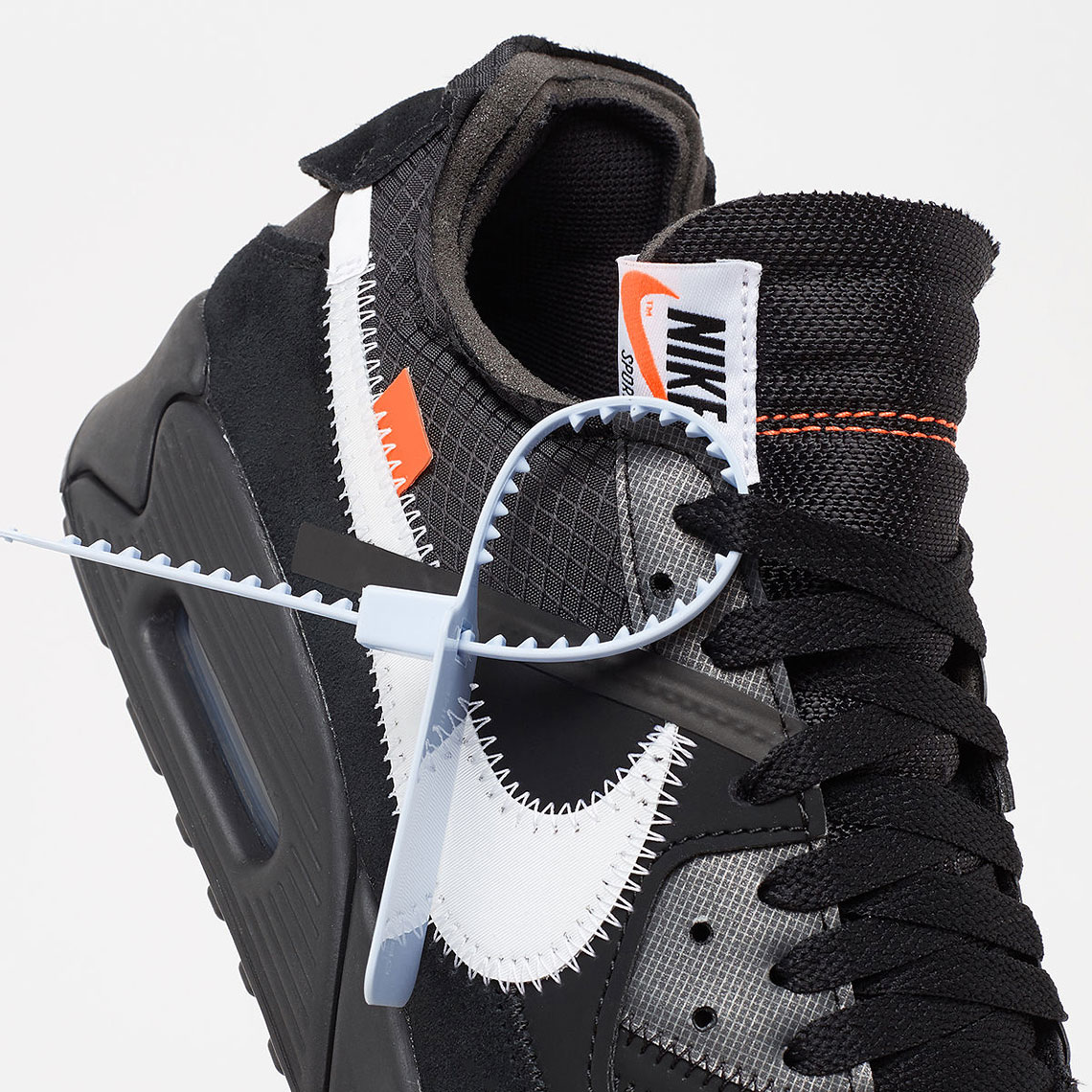 Air Max X Off White Black Where To Buy The Off White X Nike Air Max 90