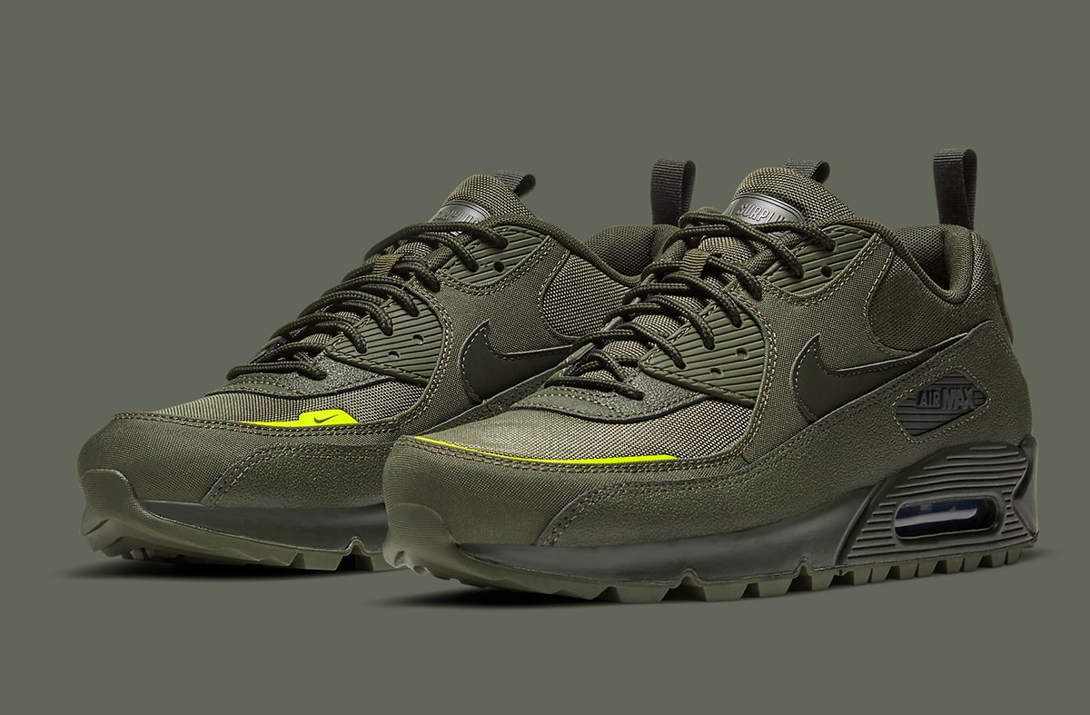 Available Now Nike Air Max 90 Quot Surplus Pack Quot House Of