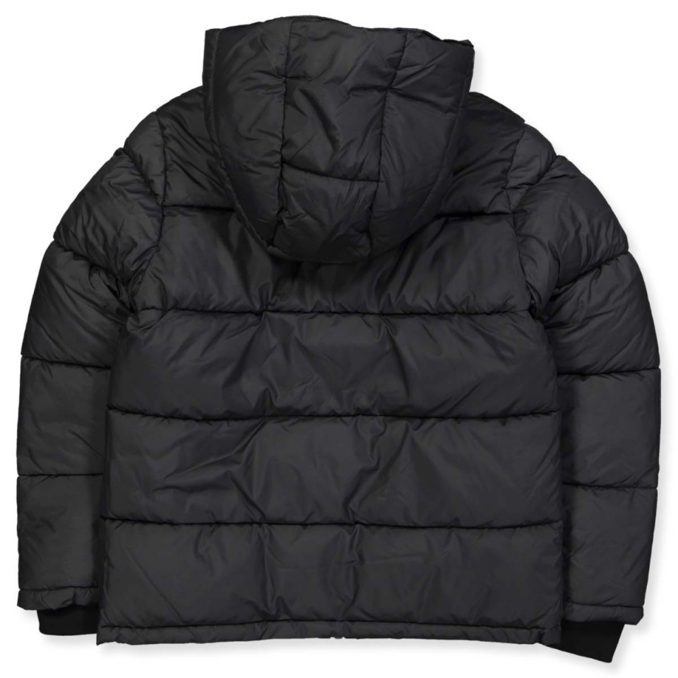 Hugo Boss Winterjacke Black Schwarz