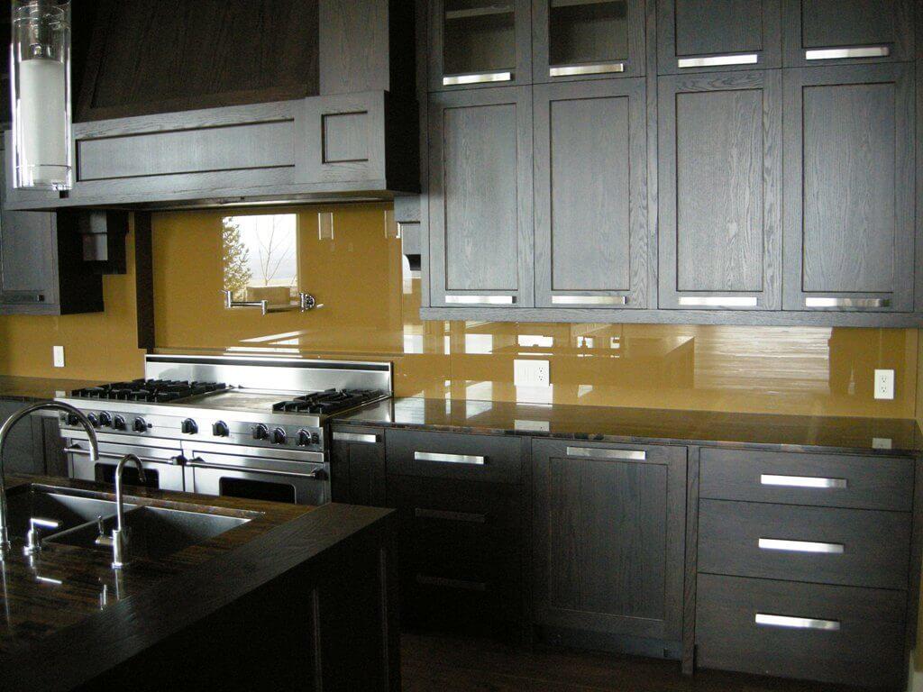 Glass Backsplash In Kitchen Glass Backsplashes Calgary Glass Backsplashes