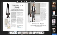 Opinions on online magazine