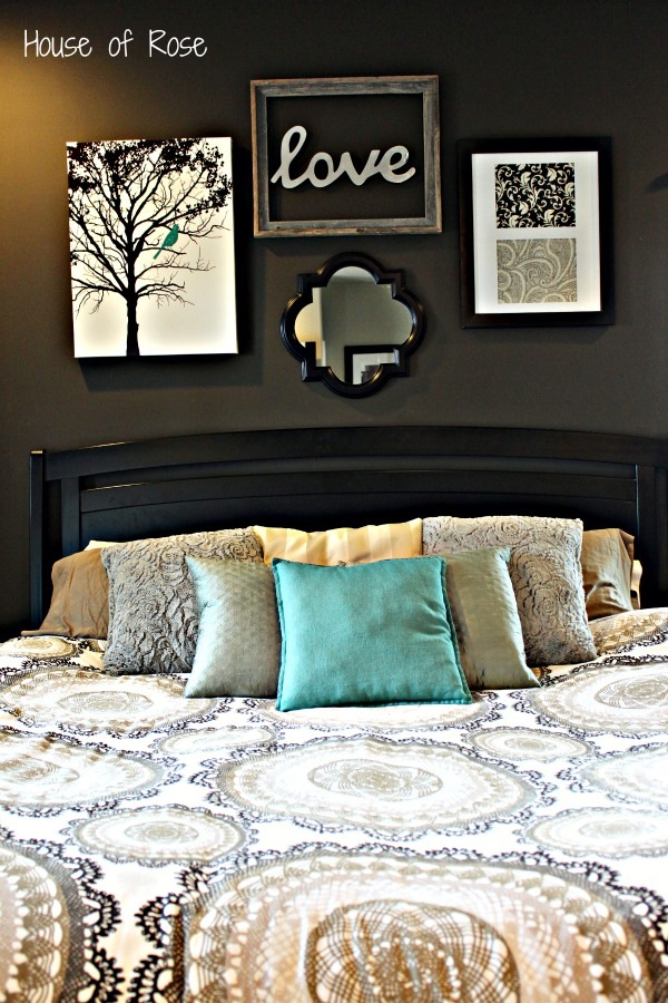Pictures For Master Bedroom Wall Master Bedroom Wall Makeover