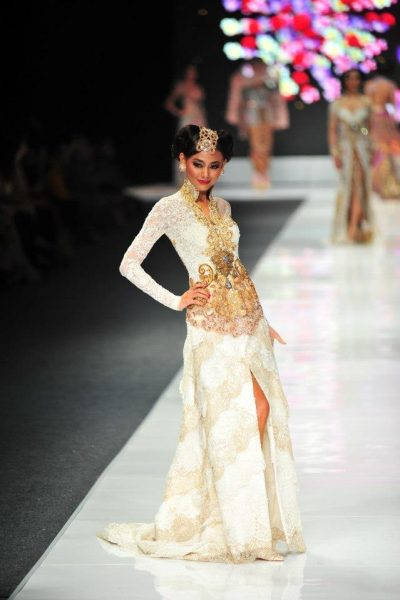 An Indonesian Dream Wedding Dress | House of Rubi