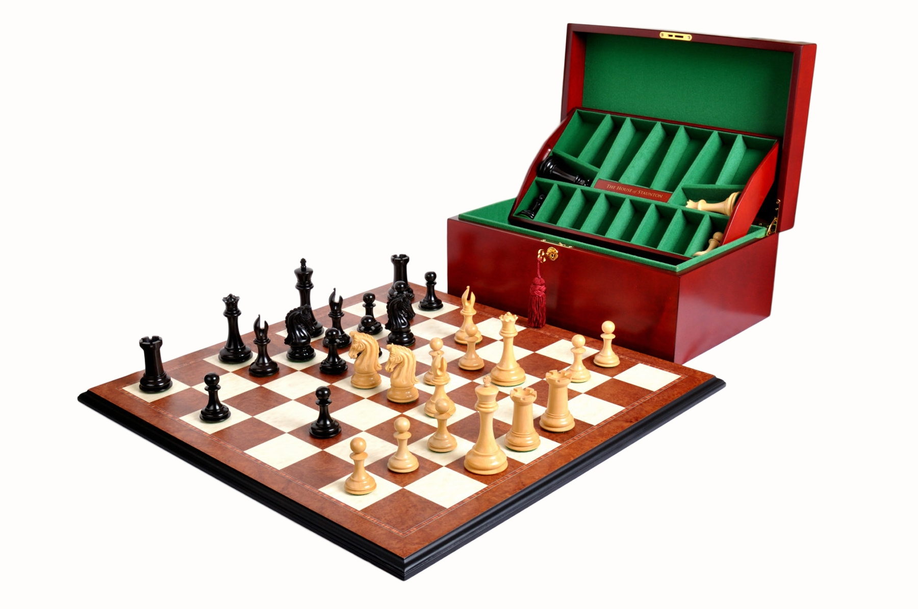 Collectors Chess Sets The Imperial Collector Chess Set Box And Board Combination