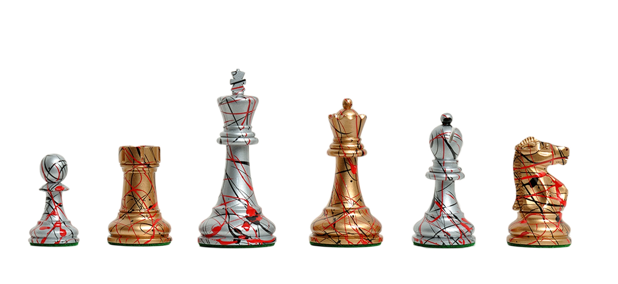 Gold Chess Pieces Details About Fischer Spassky Artisan Chess Set Pieces Only 3 75