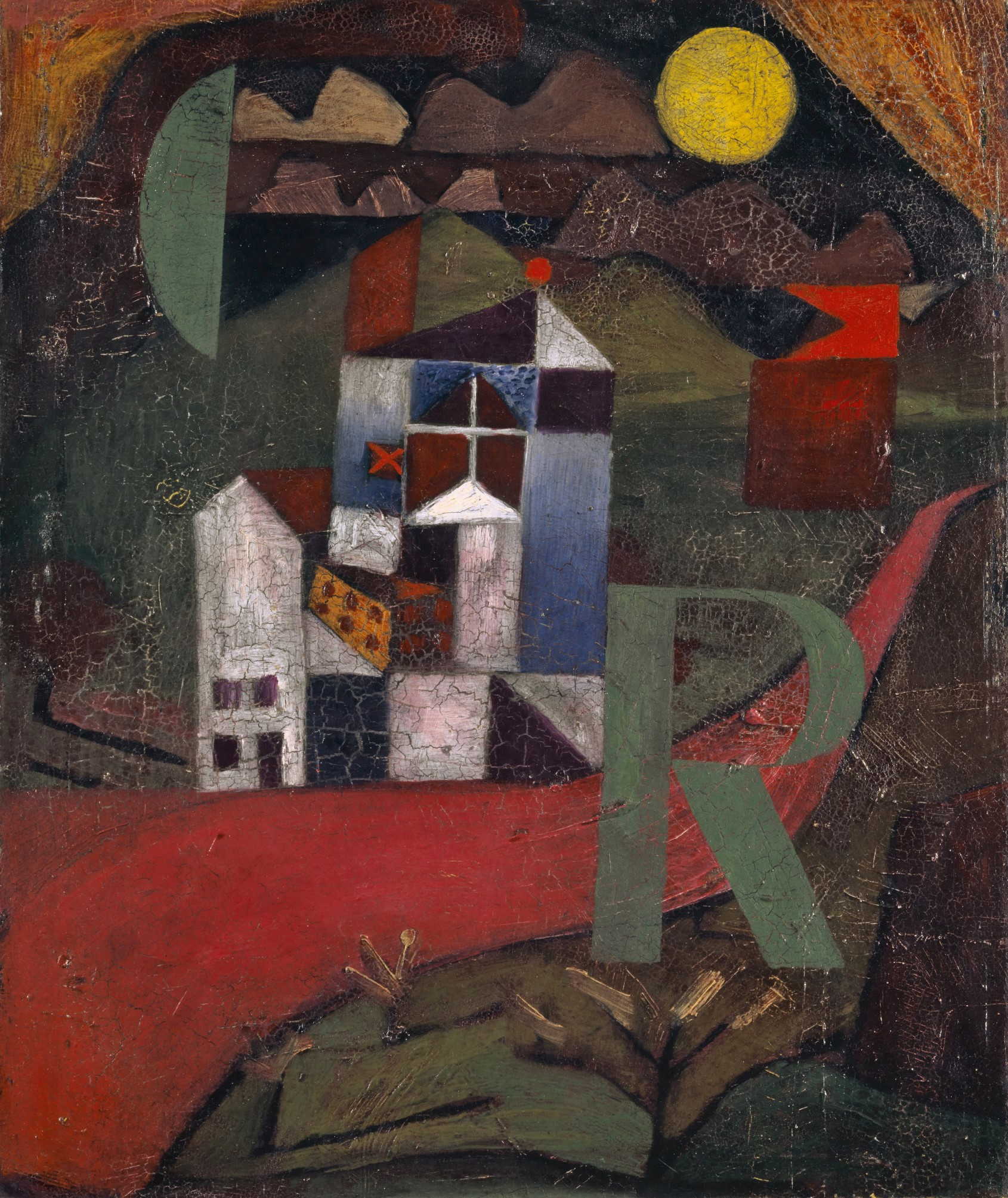 Art Bild Paul Klee S Universe Of Images And His Work In Bern House Of