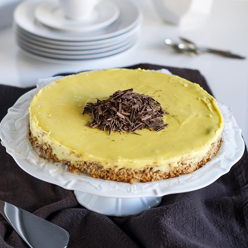 Creamy delicious success cake - a Norwegian favourite!