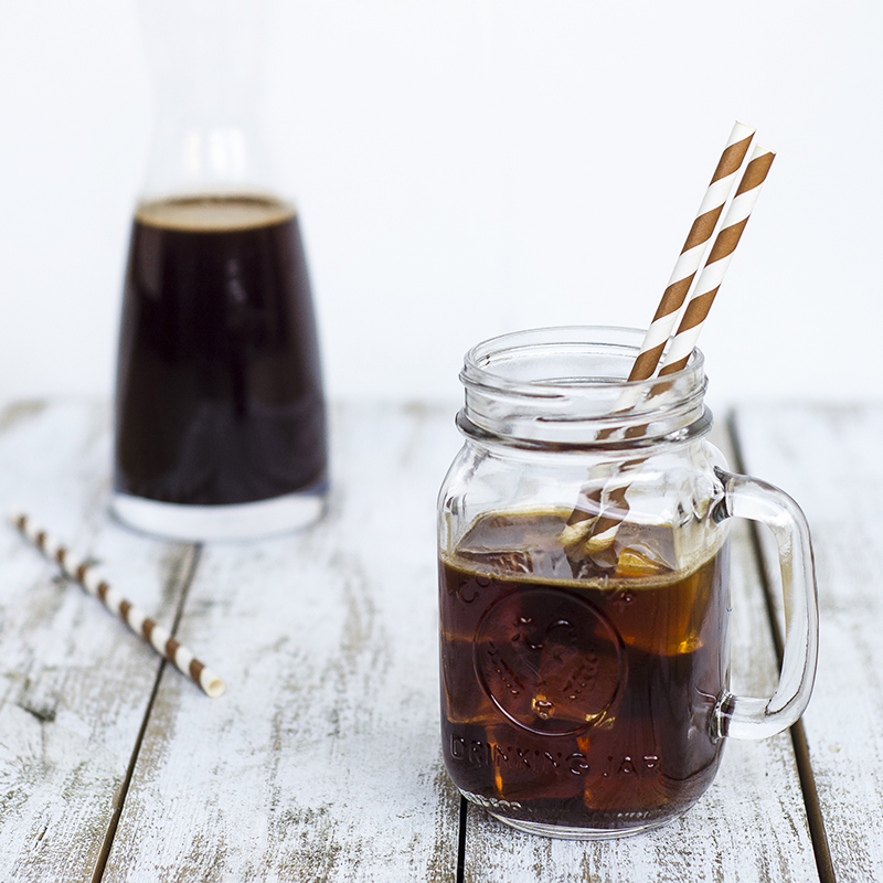 Cold brew coffee --- my new favourite iced coffee!