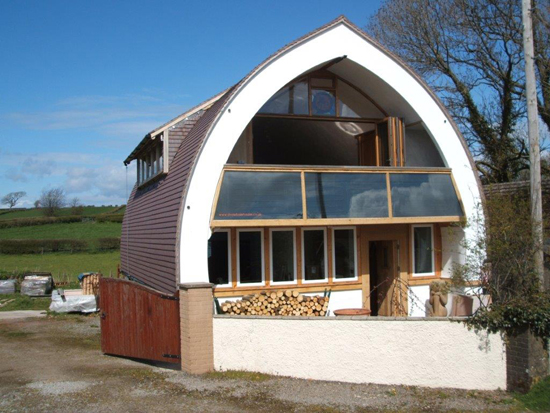 Strohhaus Kosten Designing And Self Building An Affordable Straw Bale House