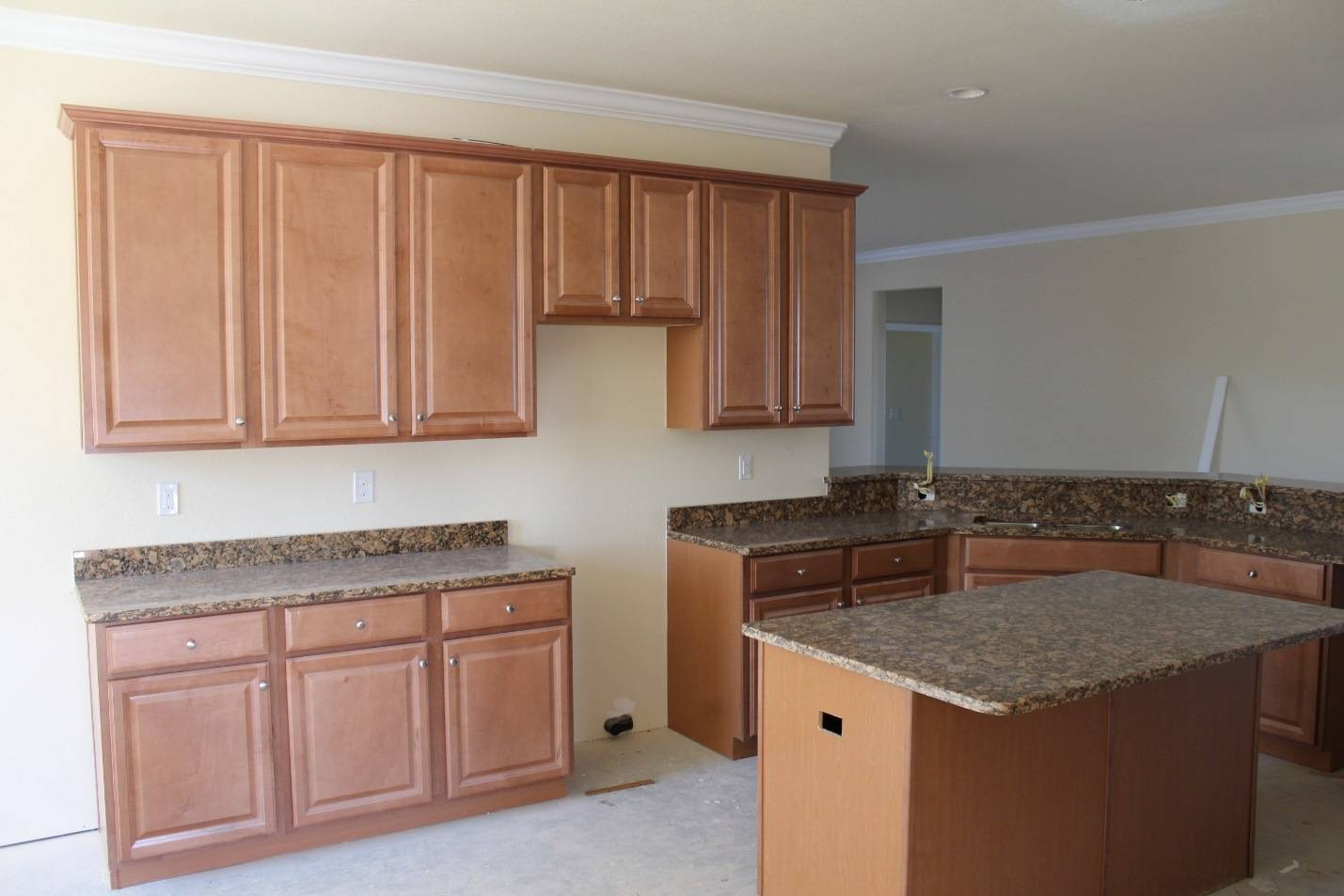 Installing Kitchen Cabinets Over Floating Flooring Install Cabinets Before Or After Flooring? | America's