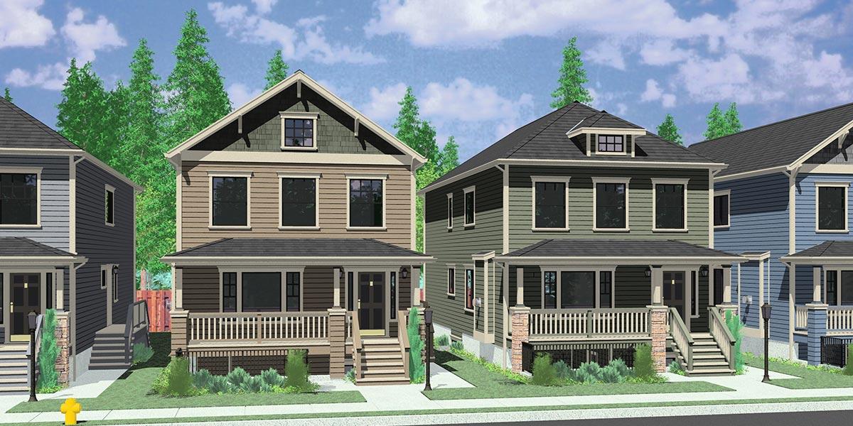 house plans duplex triplex custom building design firm triplex house plans triplex house plans triplex house plans triplex