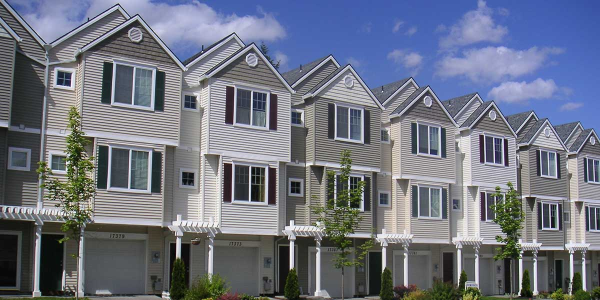 town house condo plans multi family townhome condo house plans floor plans
