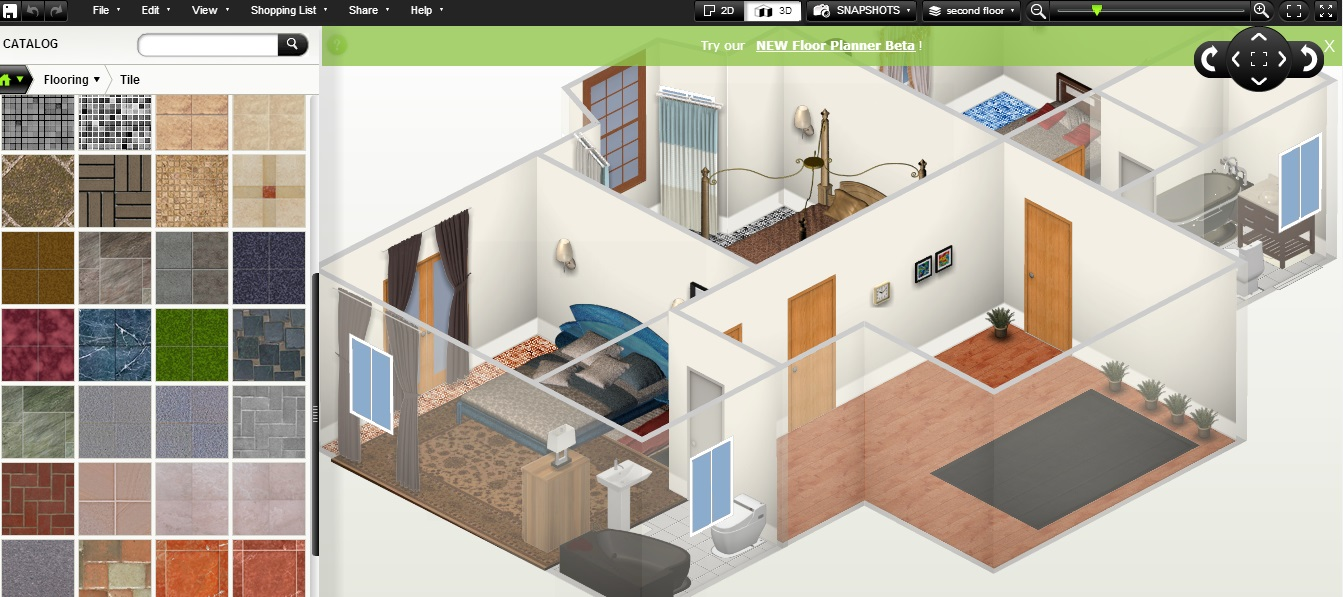 Homestyler Free Kitchen Design Software Free Floor Plan Software Homestyler Review