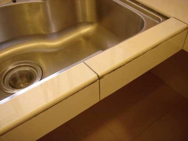 Kitchen Tile is Peeling?