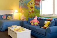 Pics For > Spongebob House Living Room