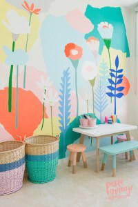Beautiful-wall-mural-for-kids-play-room