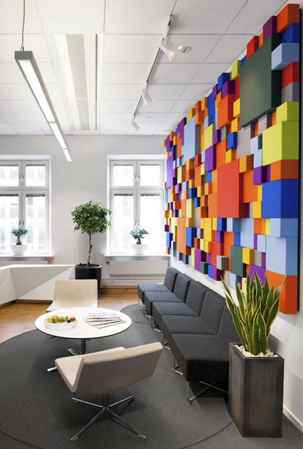 20 Cheerful Rainbow Colors For Your Home Decor House Design And Decor