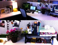 professional cubicle decor 20 creative diy cubicle ...