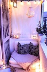 18 Cozy and Romantic Balcony Ideas | House Design And Decor
