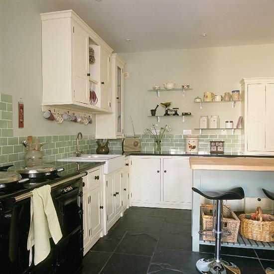 küchenfliesen Ceramica Fioranese Colorlab rot schwarz - küche fliesen ideen
