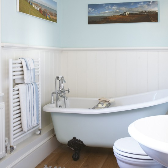 Pale Blue Bathroom Ideas Small Pale Blue Bathroom | Small Bathroom Design Ideas