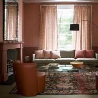 Terracotta living room | housetohome.co.uk